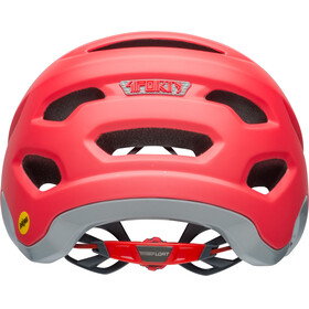 Bell 4Forty MIPS casco per bici rosso
